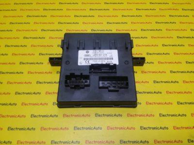 Calculator Confort Audi, 4F0910279K, 4F0907279