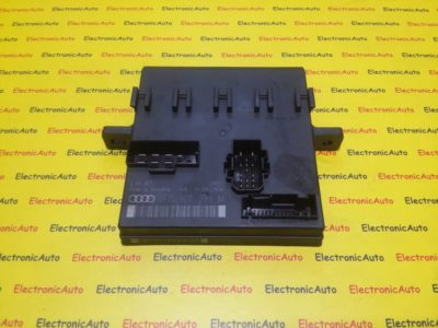 Calculator Confort Audi A4, 8E0907279M, B6S6J19ABT