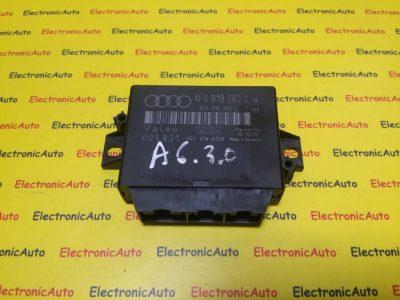 Modul Electronic Audi, 4F0919283C, 4F0910283C