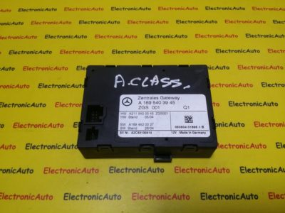 Modul Electronic Mercedes, A1695403945, ZGS001