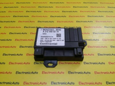 Modul Electronic Mercedes, A2124400314, 5WK11555CBF