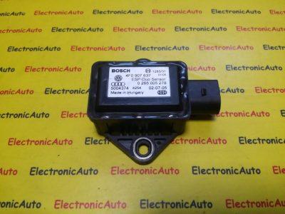 Senzor Esp Audi, 4F0907637, 0265005278