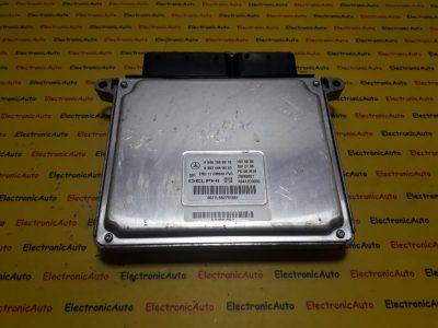 ECU Calculator motor Mercedes E220 2.2CDI A6461509978, A0034469040