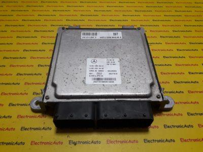 ECU Calculator motor Mercedes Sprinter 2.2CDI A6519000601, A6519019400