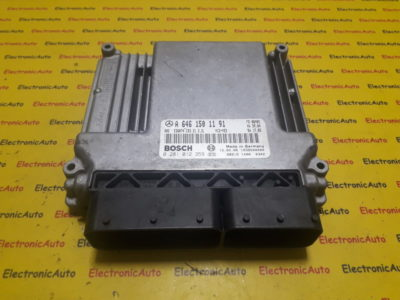 ECU Calculator motor Mercedes Vito 2.2CDI A6461501191, 0281012359