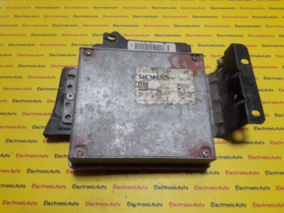 ECU Calculator motor Opel Astra F 1.8 90519065, 5WK9078