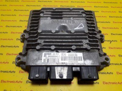 ECU Calculator motor Peugeot Partner 2.0HDI 5WS40049CT, 9650517880