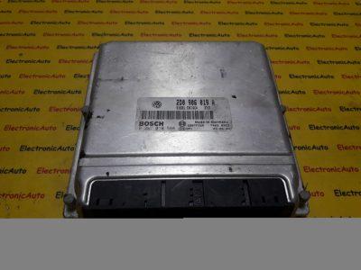 ECU Calculator motor VW LT 2.8TDI 0281010588, 2D0906019A