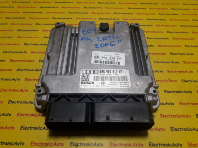 ECU Calculator motor Audi A4 2.0TDI 0281013292, 03G906016KP