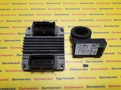 Kit pornire Opel Astra G 1.7 12212819, 8973065750