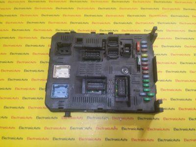 Modul BSI Citroen, 9663510580, H0501260207, 216760315B, 281197392A