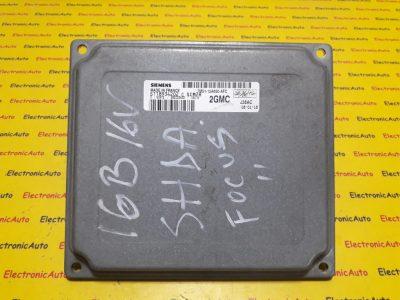 ECU Calculator motor Ford Focus 1.6 7M5112A650AFC, S118934202C