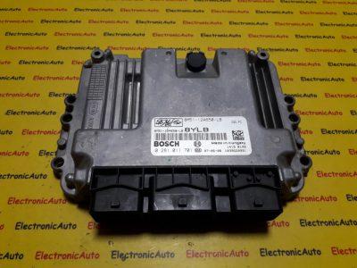 ECU Calculator motor Ford Focus 1.6TDCI 8M5112A650LB, 0281011701