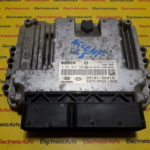 ECU Calculator motor Hyundai Accent 1.5CRDI 391012A410, 0281012768