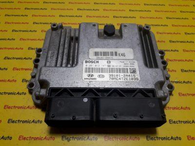 ECU Calculator motor Hyundai Accent 1.5CRDI 391012A415, 0281013147