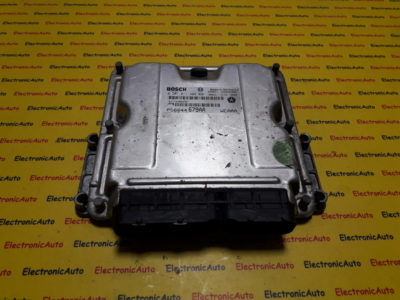 ECU Calculator motor Jeep Grand Cherokee 2.7CRD 0281011409, P56044679AA