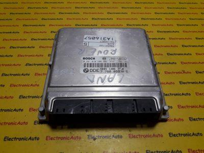 ECU Calculator motor Land Rover Freelander 2.0D 0281010300, NNN100720