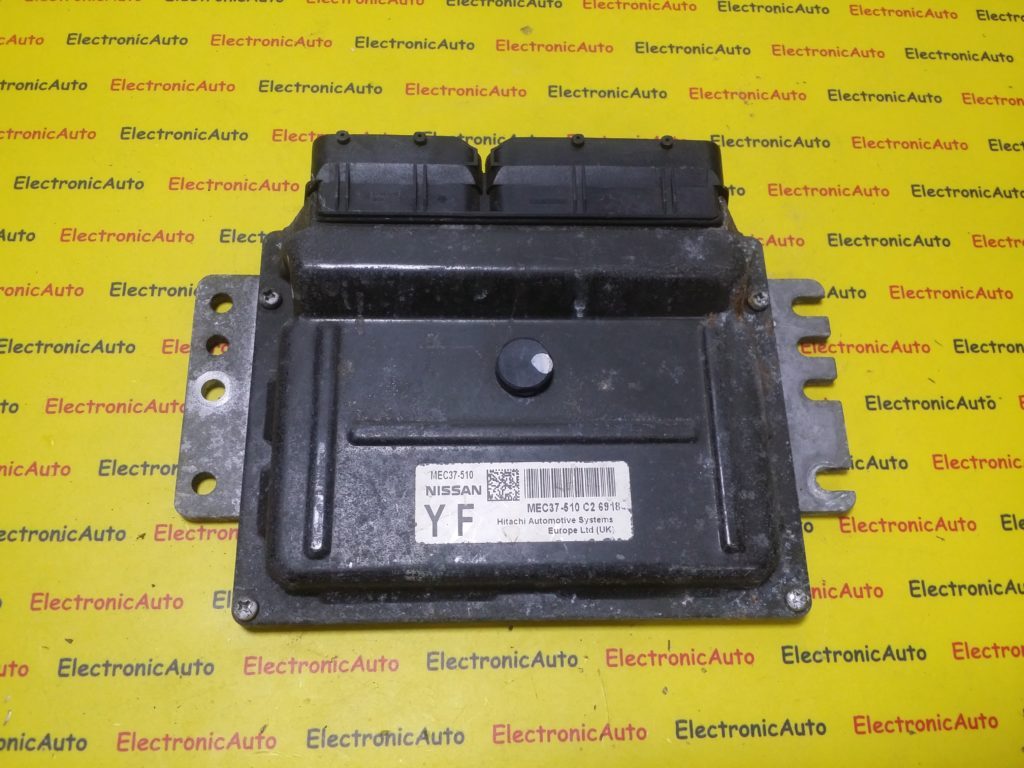 ECU Calculator motor Nissan Micra 1.4 MEC37-510 YF