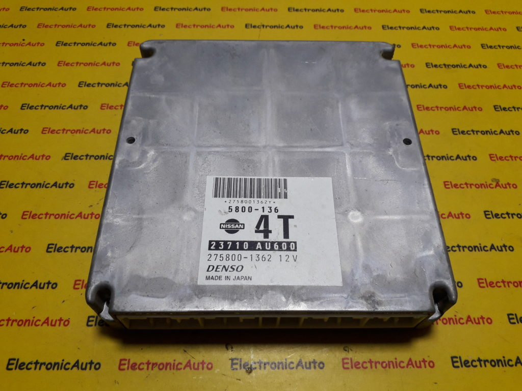 ECU Calculator motor Nissan Primera 2.2DCI 23710AU6004T, 2758001362