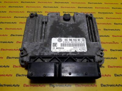ECU Calculator motor Skoda Octavia 1.4 0261S05948, 03C906016AK