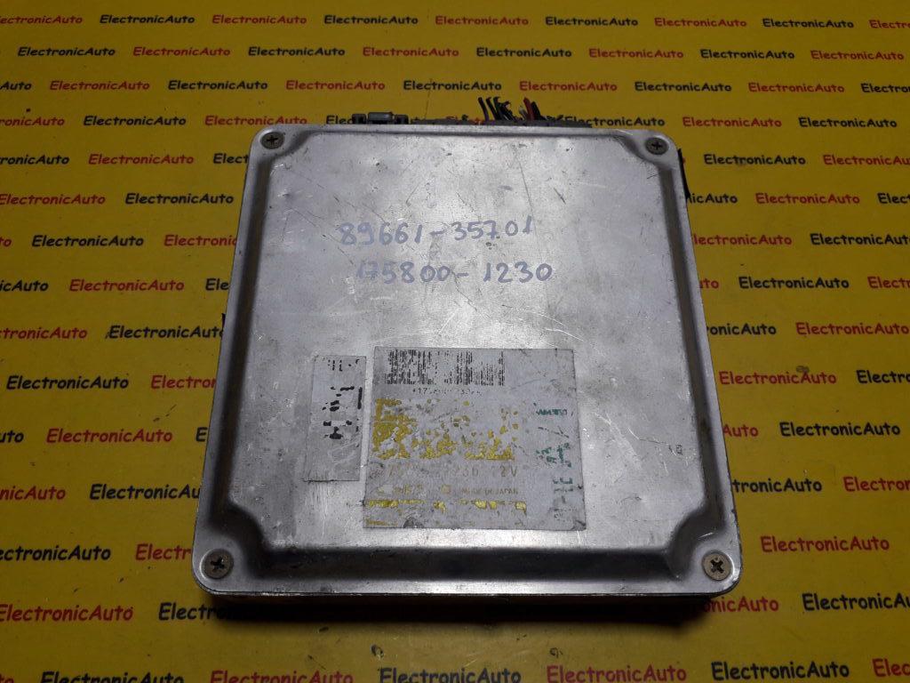 ECU Calculator motor TOYOTA Hilux 2, 4 TDI 8966135701, 1758001230