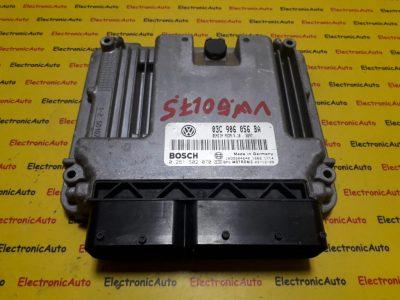 ECU Calculator motor VW Golf5 1.6 0261S02070, 03C906056BA