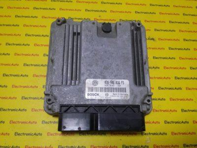 ECU Calculator motor VW Golf5 1.9TDI 0281011955, 03G906016FS