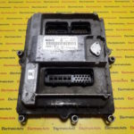 ECU Calculator motor Iveco Eurocargo 0281010253, 4898111
