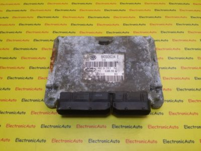 ECU Calculator Motor VW, 6K0906034E, 6160055203