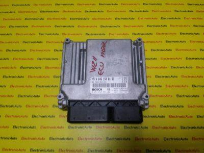 ECU Calculator Motor Mercedes E220, 0281012684, A6461506491, CR34422L