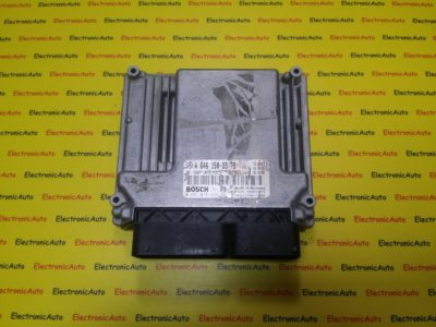 ECU Calculator Motor Mercedes Vito 2.2CDI, A6461503378, 0281013459, CR33122L