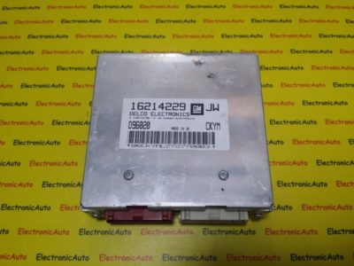 ECU Calculator Motor Opel Vectra, 16214229, CKYM, JW