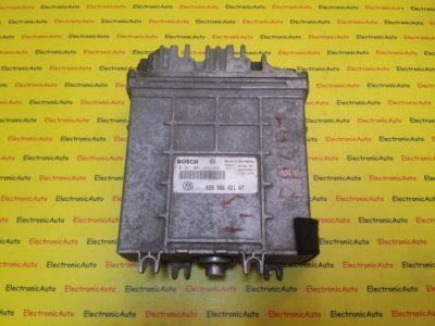 ECU Calculator Motor VW, 0281001368/369, 028906021AT