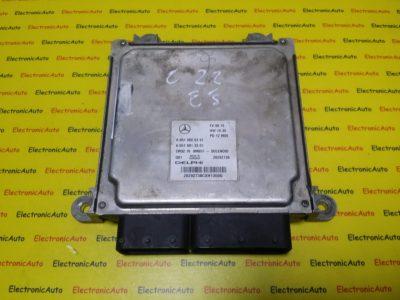 ECU Calculator Motor Mercedes E250 2.5CDI, A6519005301, A6519013301