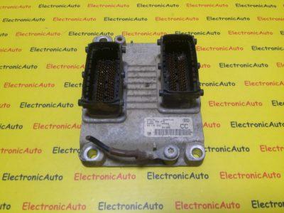 ECU Calculator Motor Opel Astra G 1.2, 09133262, 0261206073