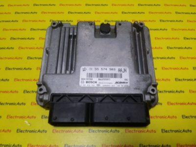 ECU Calculator Motor Opel Insignia 2.0 CDTI, 0281016704, 55574903, AAJN