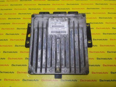 ECU Calculator Motor Renault Kangoo 1.5 DCI, 8201112294, 8200911560