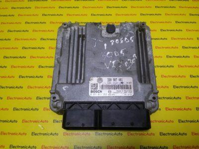 ECU Calculator Motor VW Phaeton 3.0 TDI, 0281011959, 3D0907401