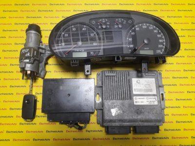 Kit pornire VW Polo 616562000, 10016920