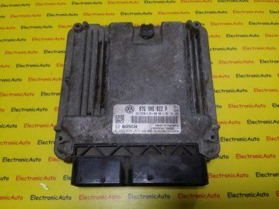 ECU Calculator Motor Vw Crafter, 076906022P, 0281016819, CP20 2.39A