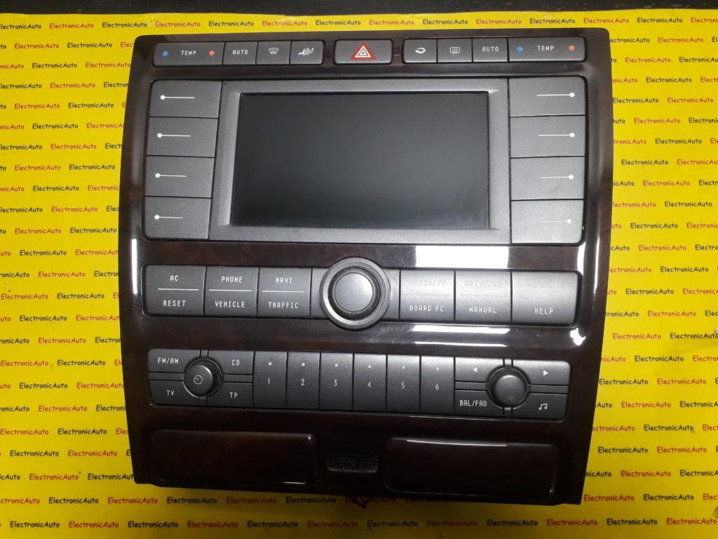 Modul navigatie VW Phaeton 2005 3D0035007P, A2C53082214