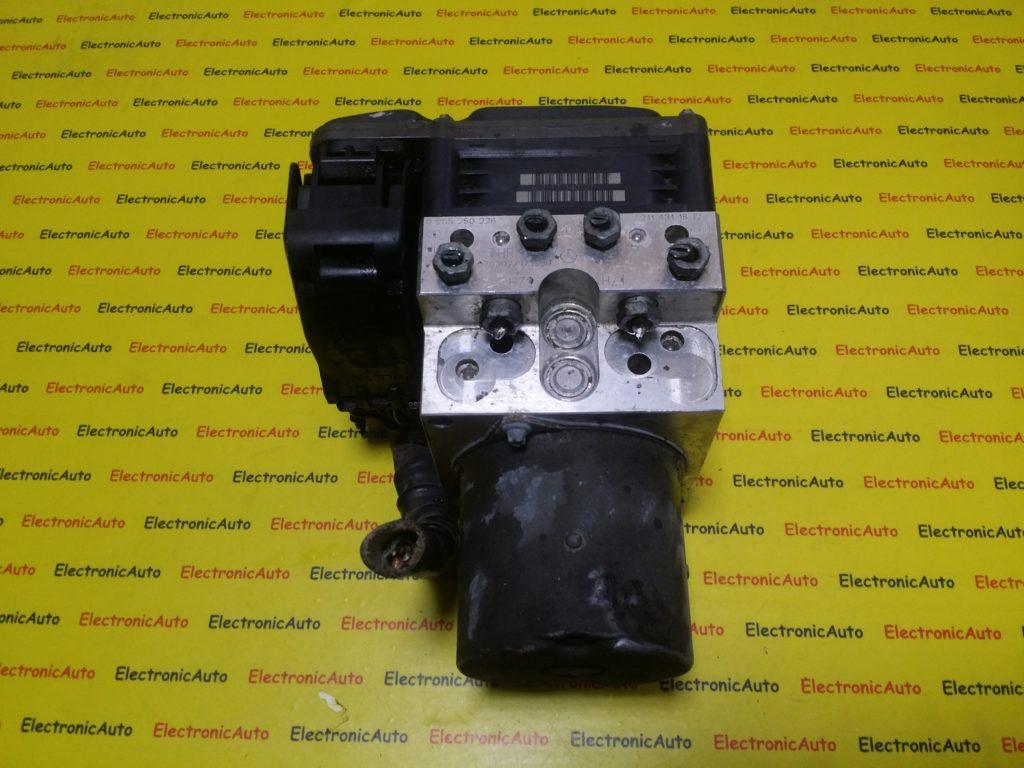 Pompa ABS Mercedes E Class, W201, A2114311812, 0265250226, 0265960313