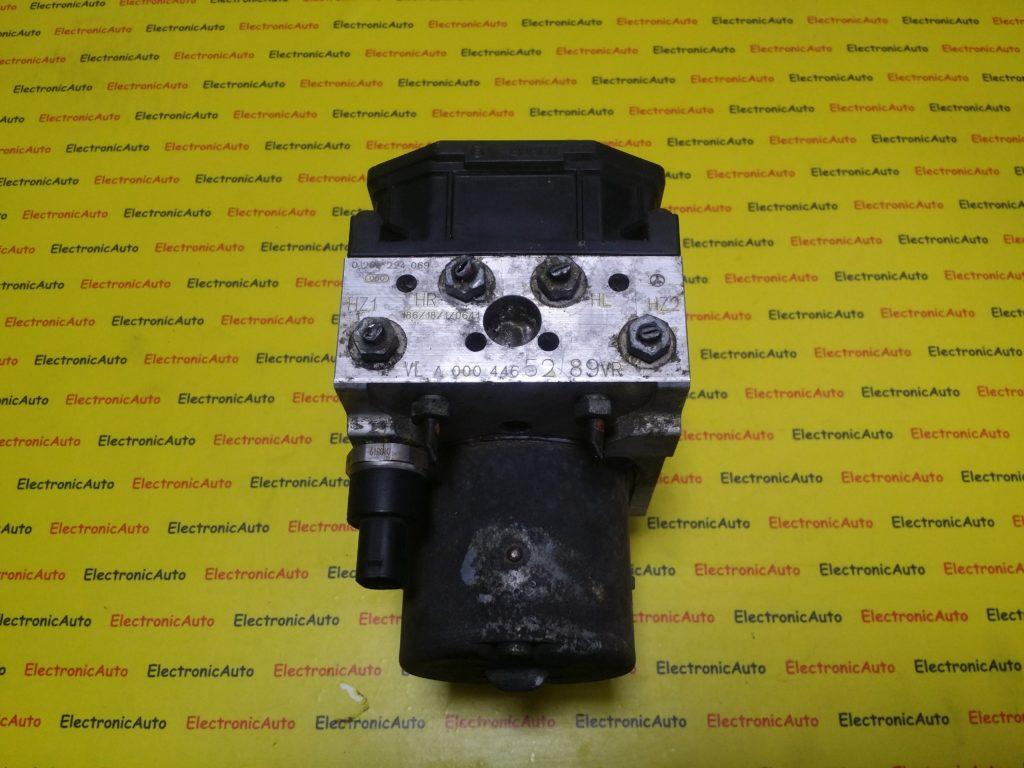 Pompa ABS Mercedes Sprinter, 0265224069, A0004465289, 0265900035