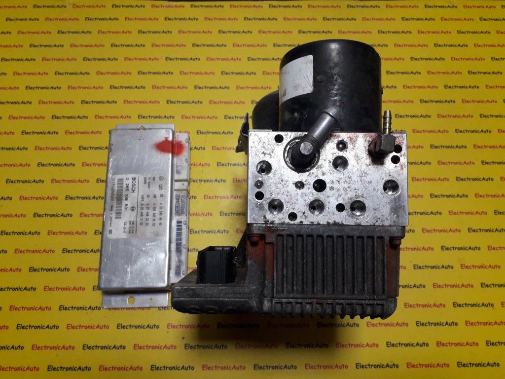 Pompa SBC Mercedes A0054317212, 0265250088