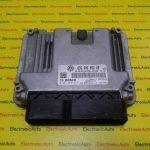 ECU Calculator Motor Vw Caddy 1.9TDI, 0281015613, 03G906056AB, EDC16U34