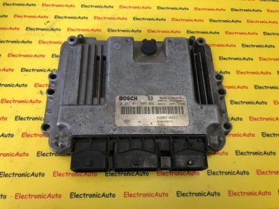 ECU Calculator motor Renault Megane 1.9DCI 0281011549, 8200310863, 8200370779
