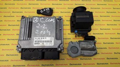Kit pornire Mercedes C-Class A6461500879, 0281011739