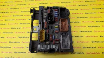 Panou Sigurante BSM Peugeot CITROEN 9664705980, BSMR02