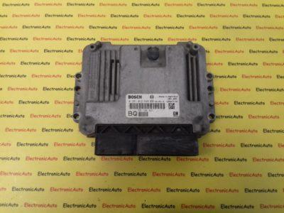 ECU Calculator Motor Opel Astra H 1.9 CDTI, 0281012548, 55198921