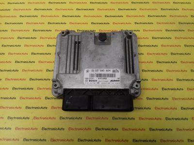 ECU Calculator Motor Opel Insignia 2.0 CDTI, 0281018769, 55585024